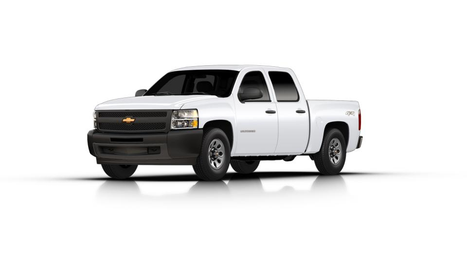 2012 Chevrolet Silverado 1500 Vehicle Photo in Austin, TX 78759