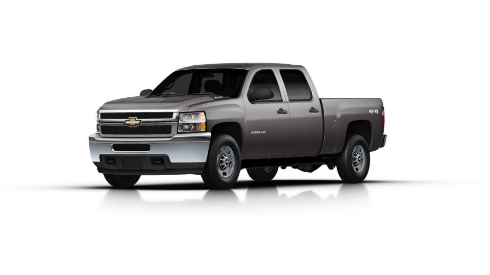 2012 Chevrolet Silverado 2500HD Vehicle Photo in Mukwonago, WI 53149