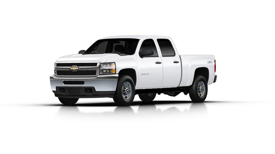2012 Chevrolet Silverado 2500HD Vehicle Photo in Clarksville, TN 37040
