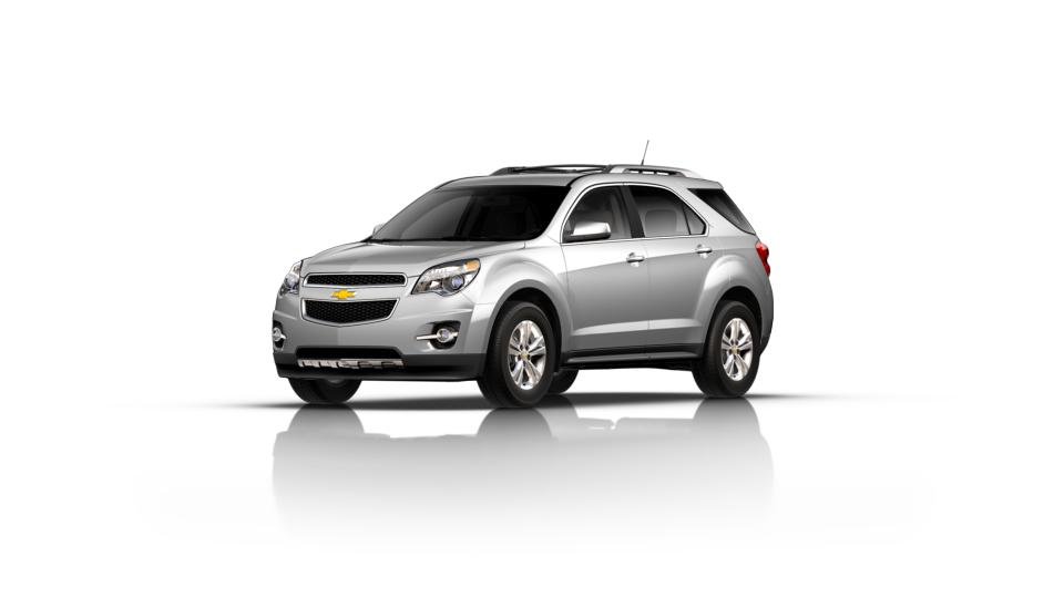 2012 Chevrolet Equinox Vehicle Photo in Midland, TX 79703