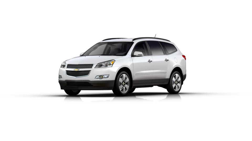 2012 Chevrolet Traverse Vehicle Photo in Portland, OR 97225