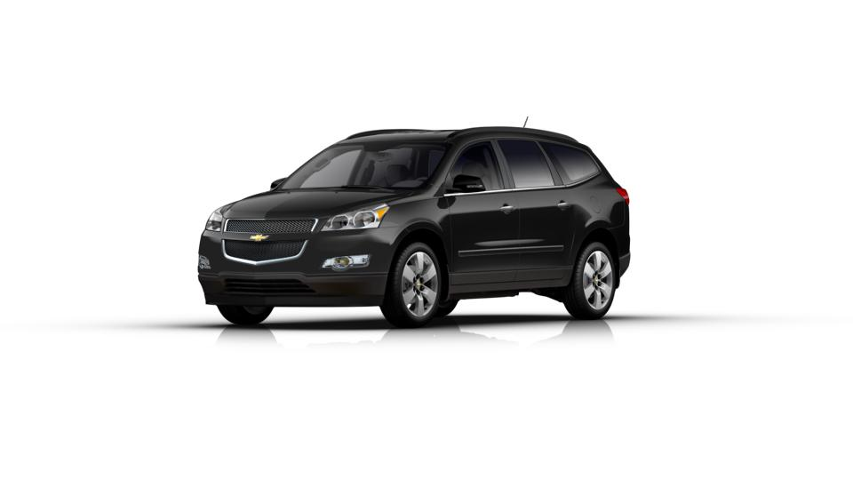2012 Chevrolet Traverse Vehicle Photo in Clarksville, TN 37040