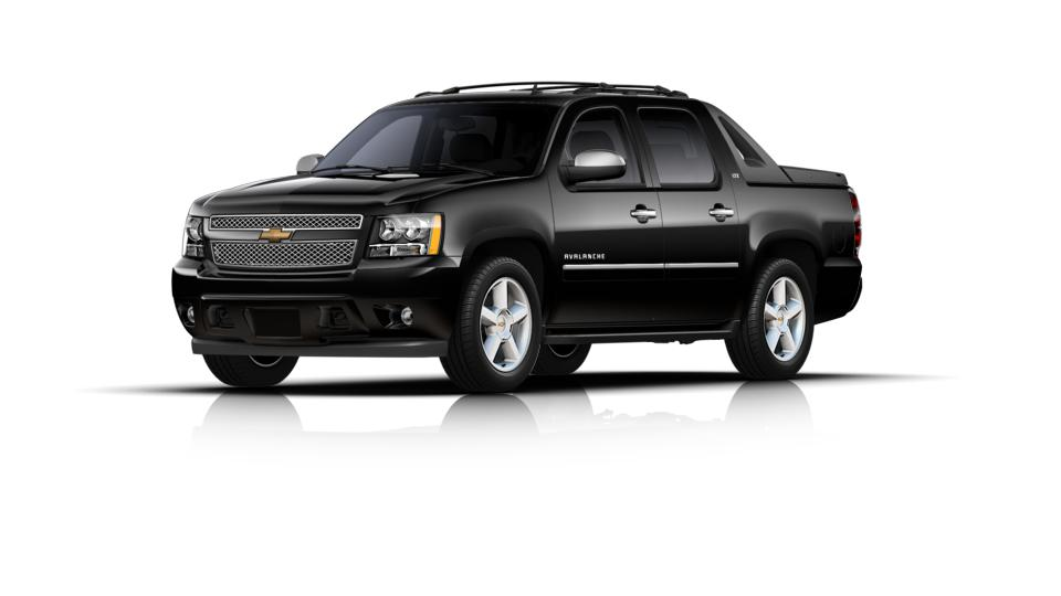 2012 Chevrolet Avalanche Vehicle Photo in Burlington, WI 53105