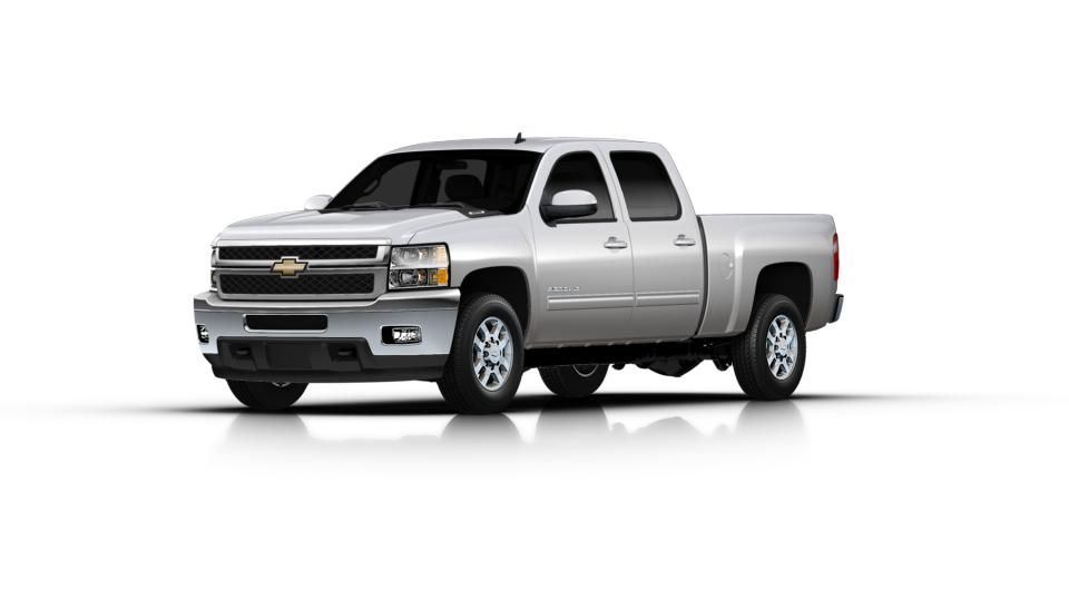 2012 Chevrolet Silverado 2500HD Vehicle Photo in Elgin, TX 78621