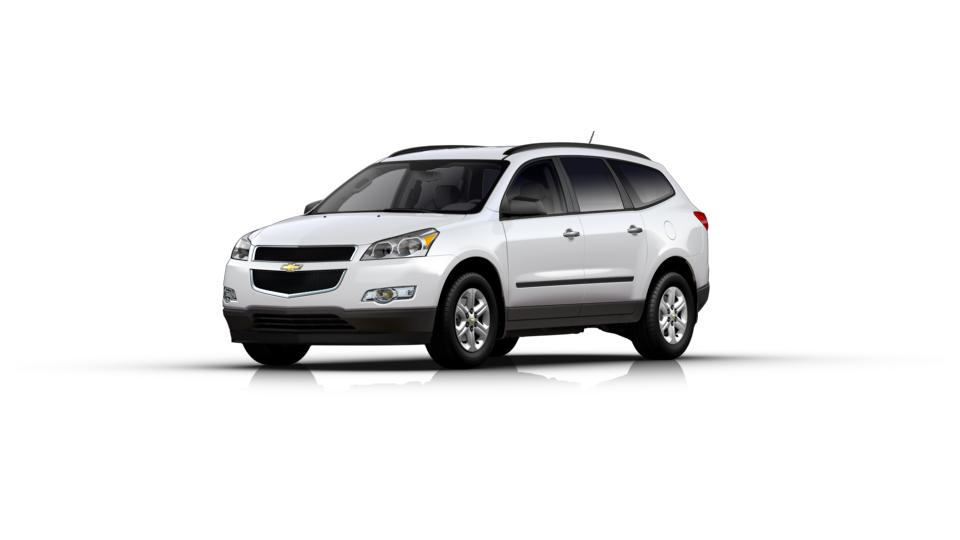 2012 Chevrolet Traverse Vehicle Photo in Lake Katrine, NY 12449