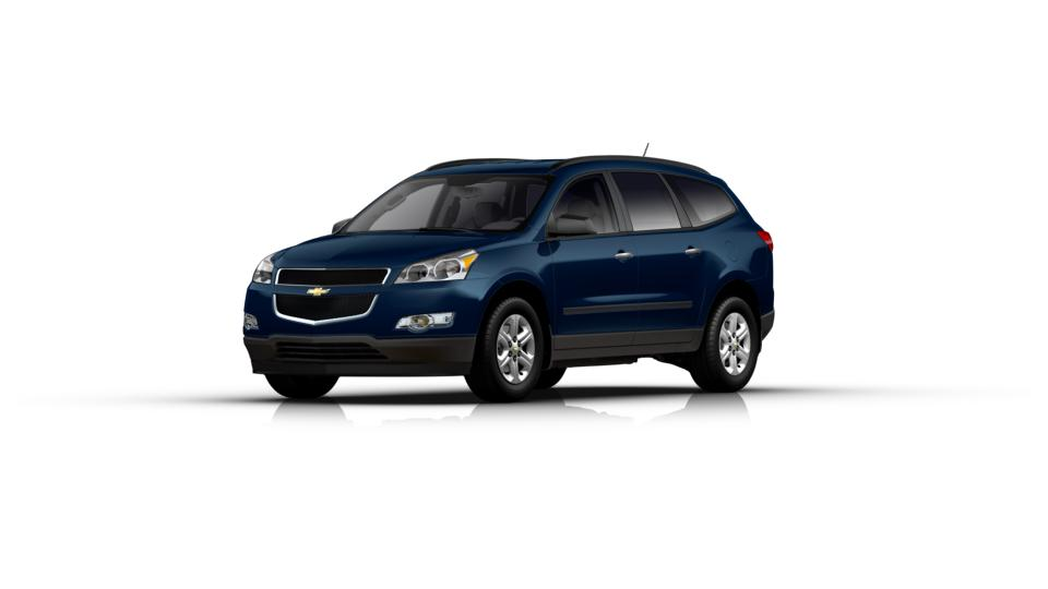 2012 Chevrolet Traverse Vehicle Photo in Greeley, CO 80634