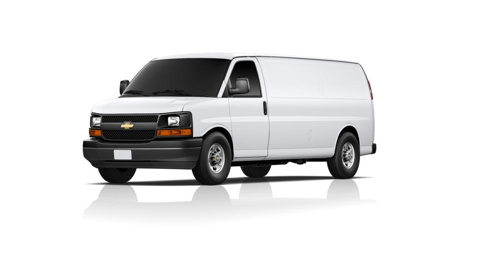 2012 Chevrolet Express Cargo Van Vehicle Photo in Lake Bluff, IL 60044