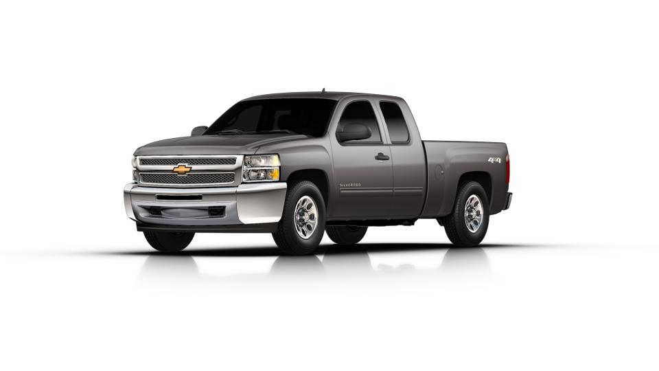 2012 Chevrolet Silverado 1500 Vehicle Photo in Hudson, MA 01749