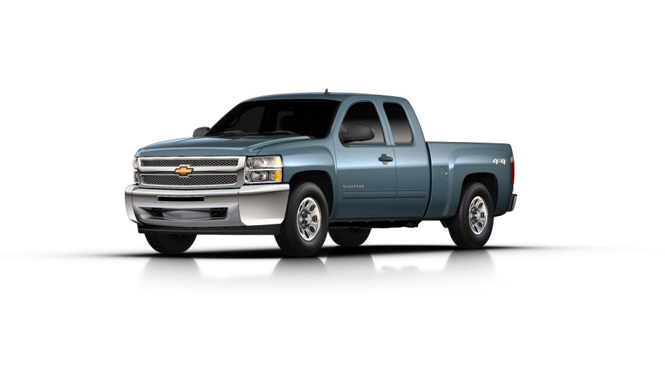 2012 Chevrolet Silverado 1500 Vehicle Photo in Rockville, MD 20852