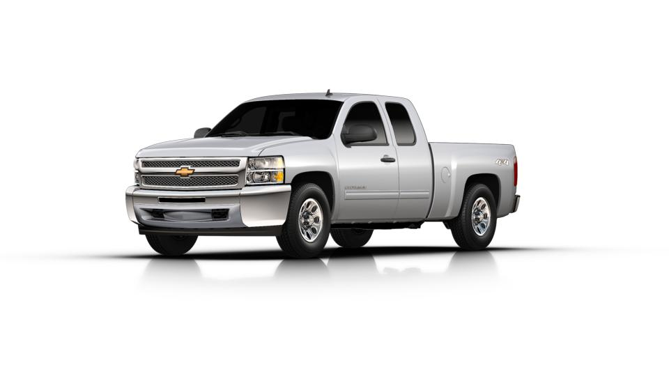 2012 Chevrolet Silverado 1500 Vehicle Photo in Medina, OH 44256