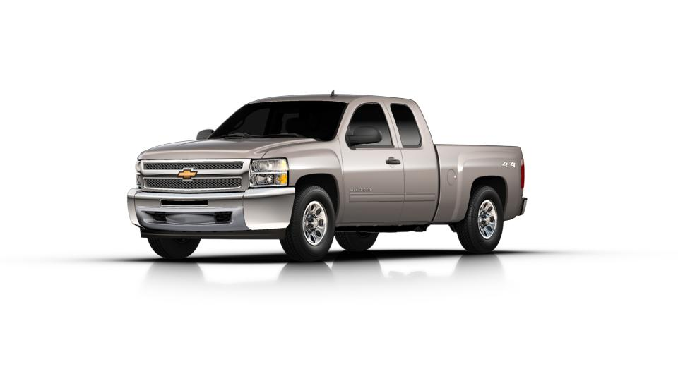 2012 Chevrolet Silverado 1500 Vehicle Photo in Emporia, VA 23847