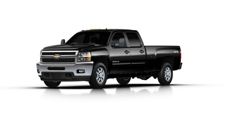 2012 Chevrolet Silverado 3500HD Vehicle Photo in Houston, TX 77074