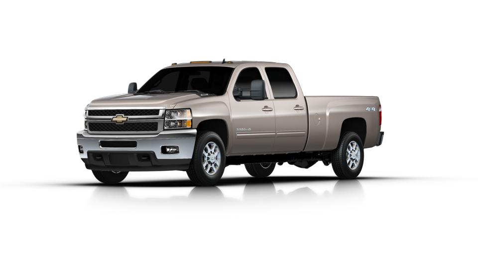 2012 Chevrolet Silverado 3500HD Vehicle Photo in Portland, OR 97225