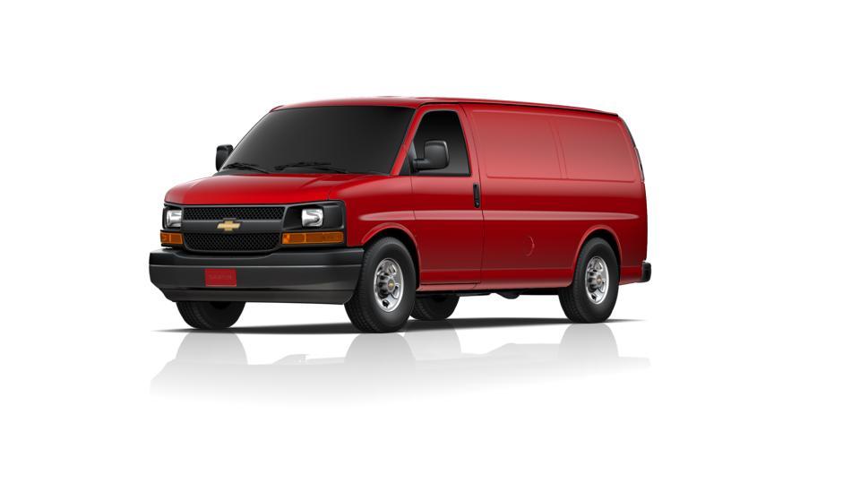 2012 Chevrolet Express Cargo Van Vehicle Photo in Joliet, IL 60435