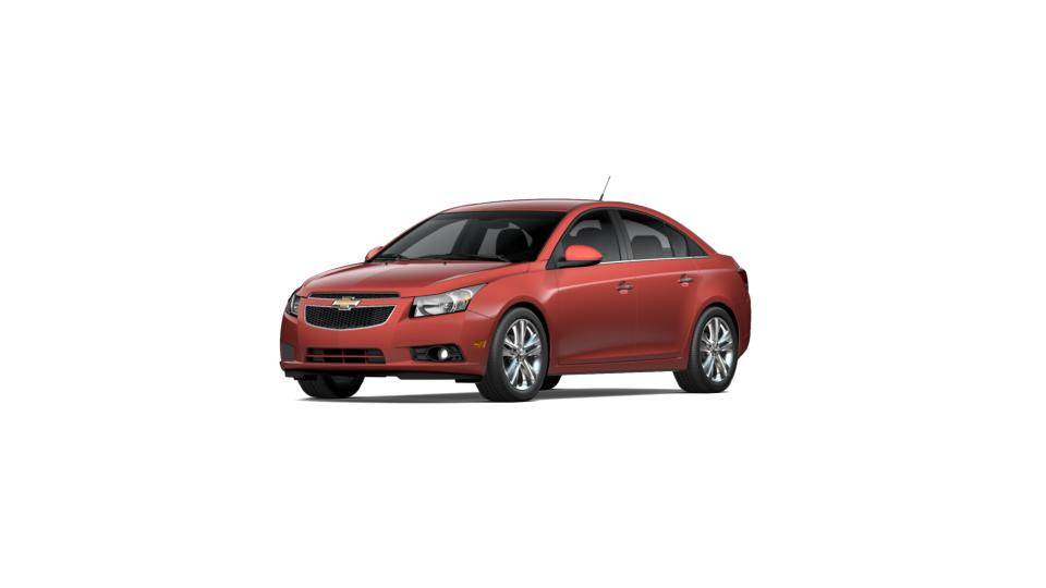 2012 Chevrolet Cruze Vehicle Photo in Redding, CA 96002