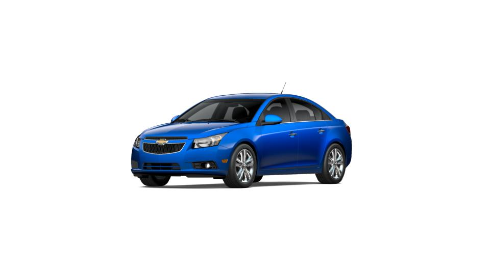 2012 Chevrolet Cruze Vehicle Photo in Akron, OH 44320