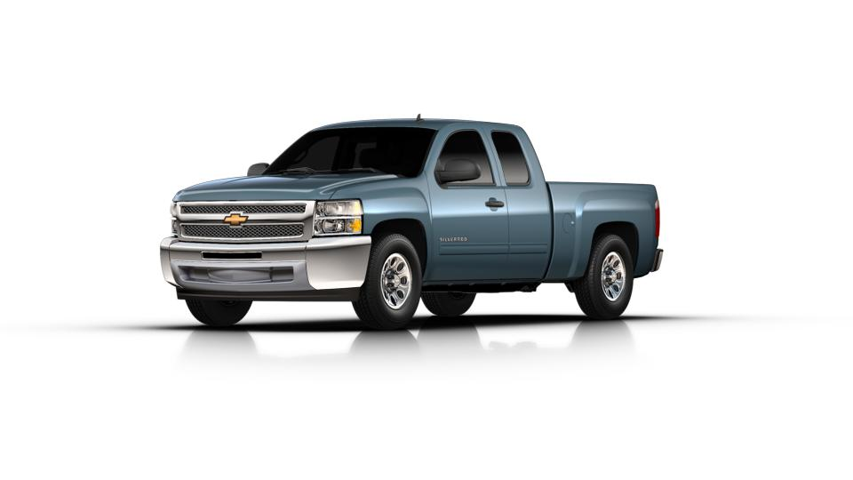 2012 Chevrolet Silverado 1500 Vehicle Photo in Williamsville, NY 14221