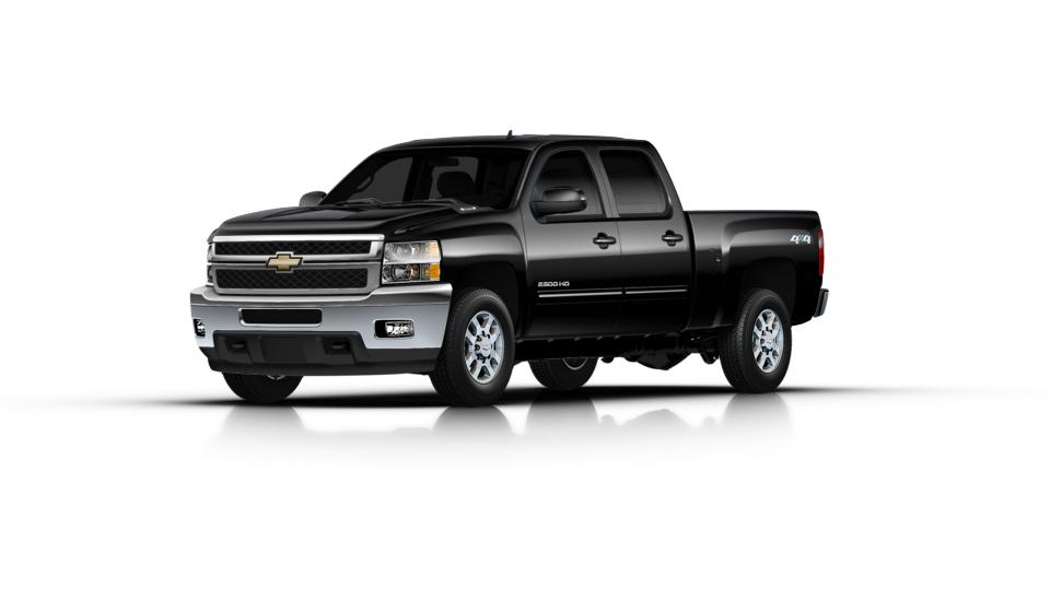 2012 Chevrolet Silverado 2500HD Vehicle Photo in Wendell, NC 27591