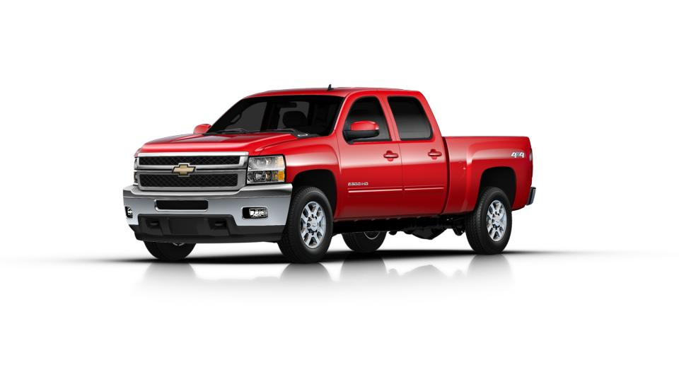 2012 Chevrolet Silverado 2500HD Vehicle Photo in Lincoln, NE 68521