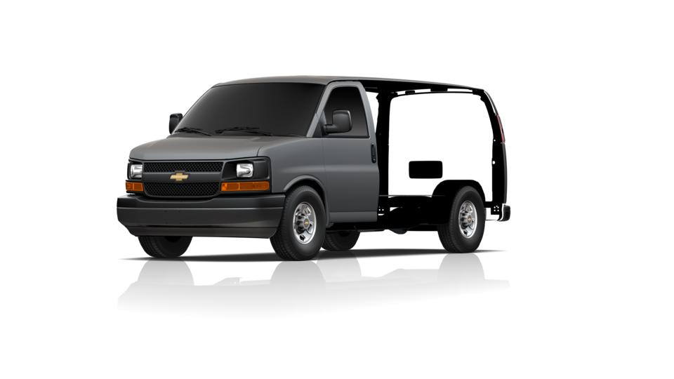 2012 Chevrolet Express Cargo Van Vehicle Photo in Warrensville Heights, OH 44128