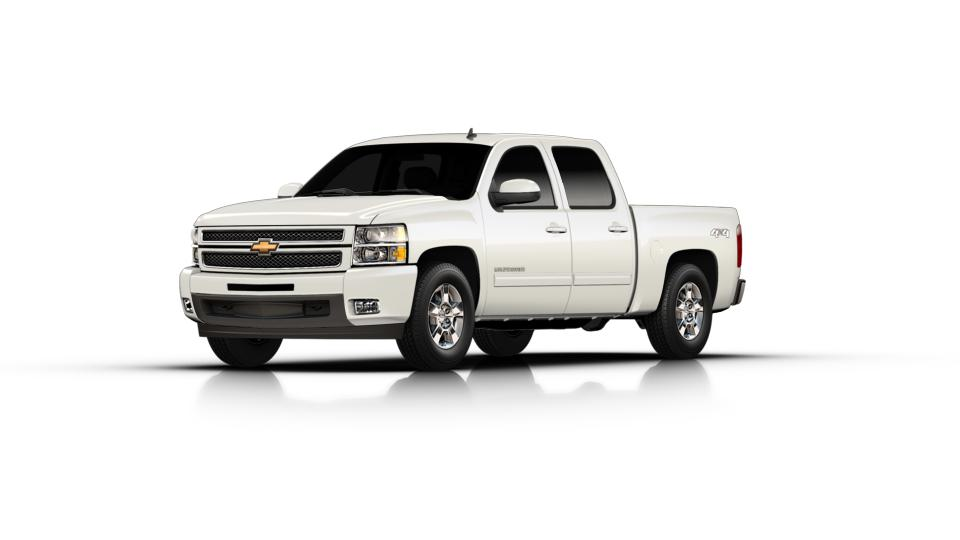2012 Chevrolet Silverado 1500 Vehicle Photo in Twin Falls, ID 83301