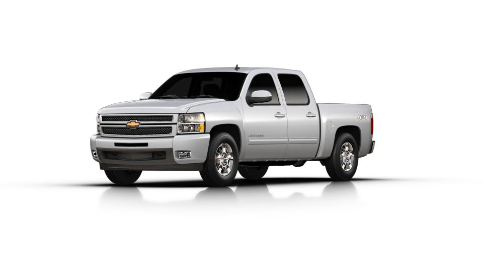 2012 Chevrolet Silverado 1500 Vehicle Photo in Tallahassee, FL 32308