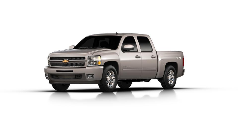2012 Chevrolet Silverado 1500 Vehicle Photo in Midland, TX 79703