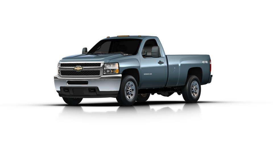 2012 Chevrolet Silverado 3500HD Vehicle Photo in Hudson, MA 01749