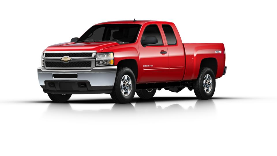 2012 Chevrolet Silverado 2500HD Vehicle Photo in Danville, KY 40422