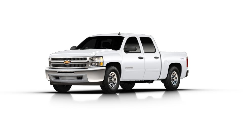 2012 Chevrolet Silverado 1500 Vehicle Photo in Chelsea, MI 48118