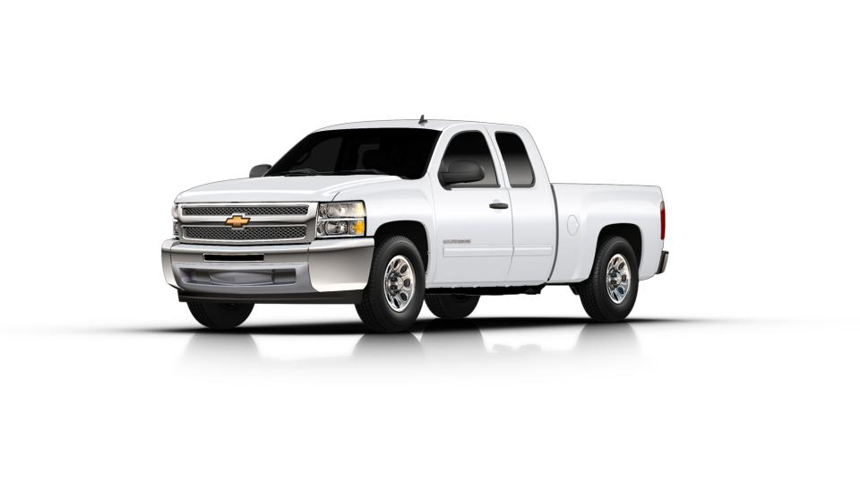 2012 Chevrolet Silverado 1500 Vehicle Photo in Houston, TX 77074