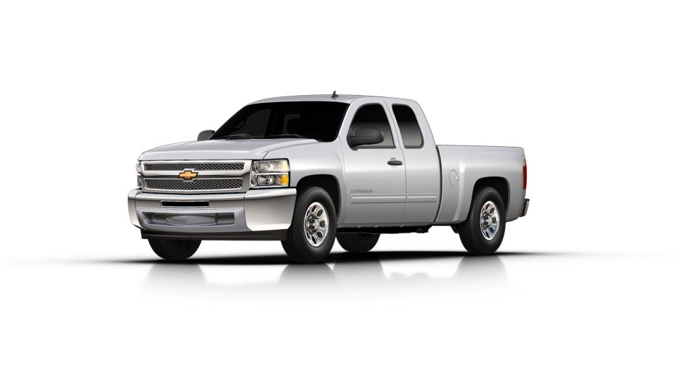 2012 Chevrolet Silverado 1500 Vehicle Photo in San Angelo, TX 76903