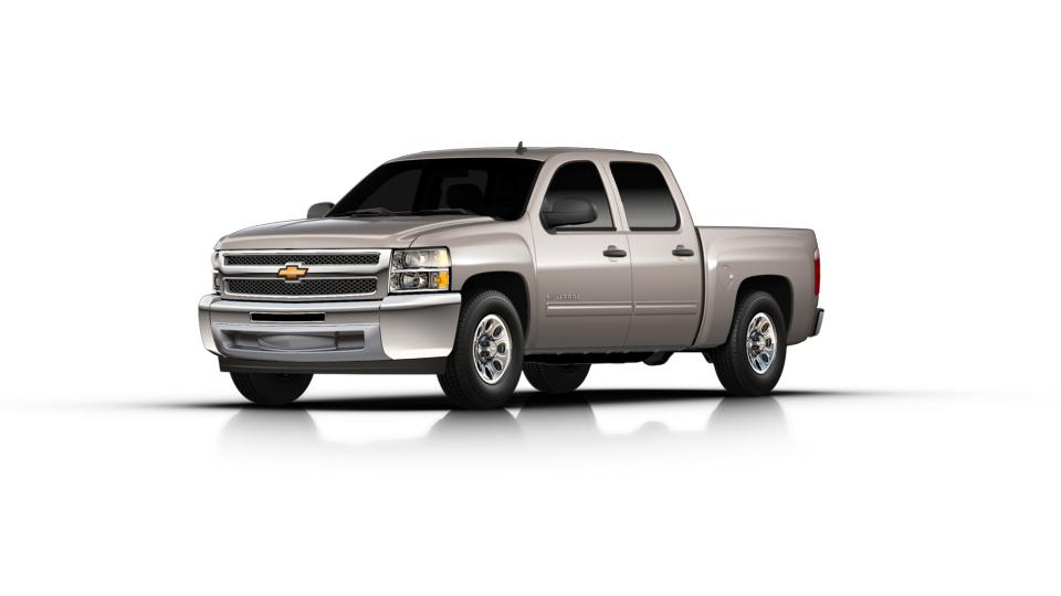 2012 Chevrolet Silverado 1500 Vehicle Photo in San Angelo, TX 76903