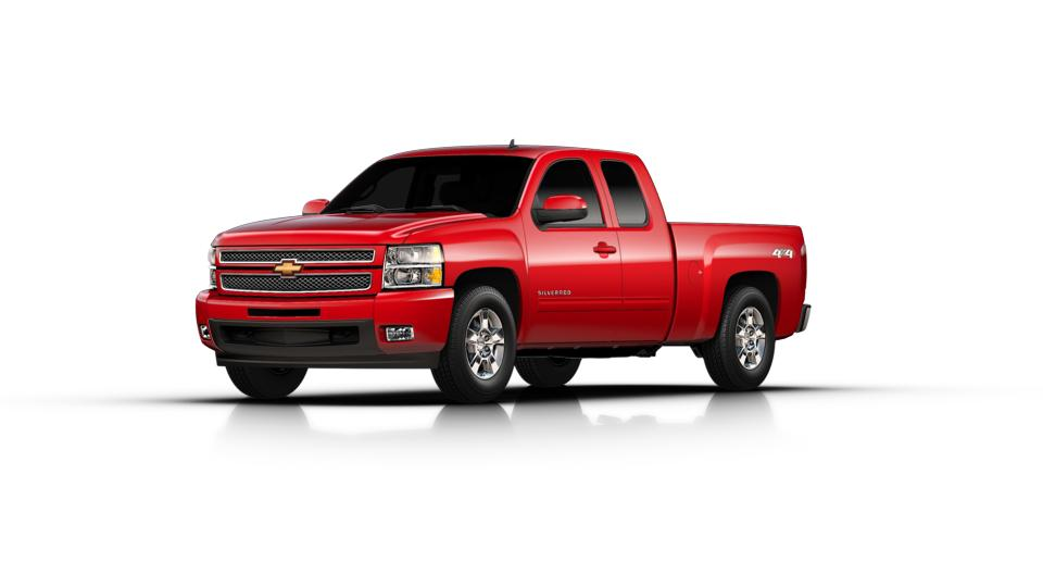 2012 Chevrolet Silverado 1500 Vehicle Photo in Rockford, IL 61107