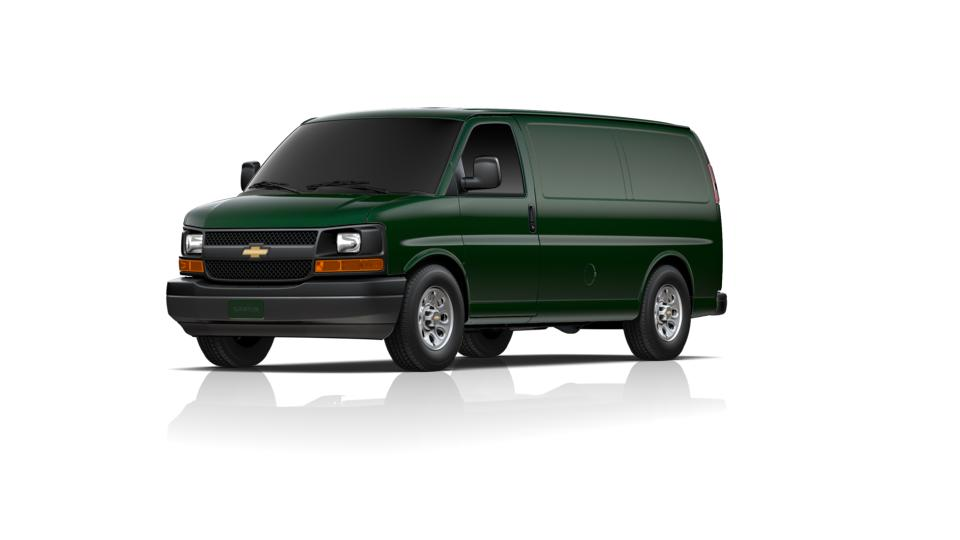 2012 Chevrolet Express Cargo Van Vehicle Photo in Hudson, MA 01749