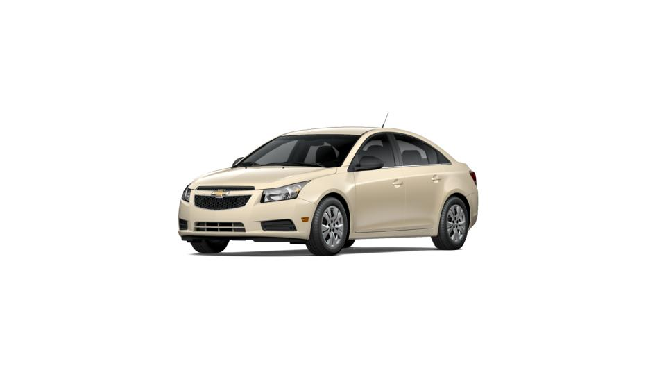 2012 Chevrolet Cruze Vehicle Photo in Detroit, MI 48207