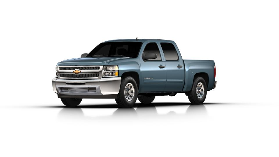2012 Chevrolet Silverado 1500 Vehicle Photo in Columbia, TN 38401