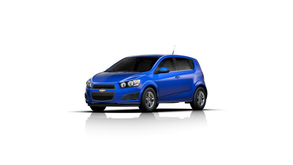 2012 Chevrolet Sonic Vehicle Photo in Hudson, MA 01749