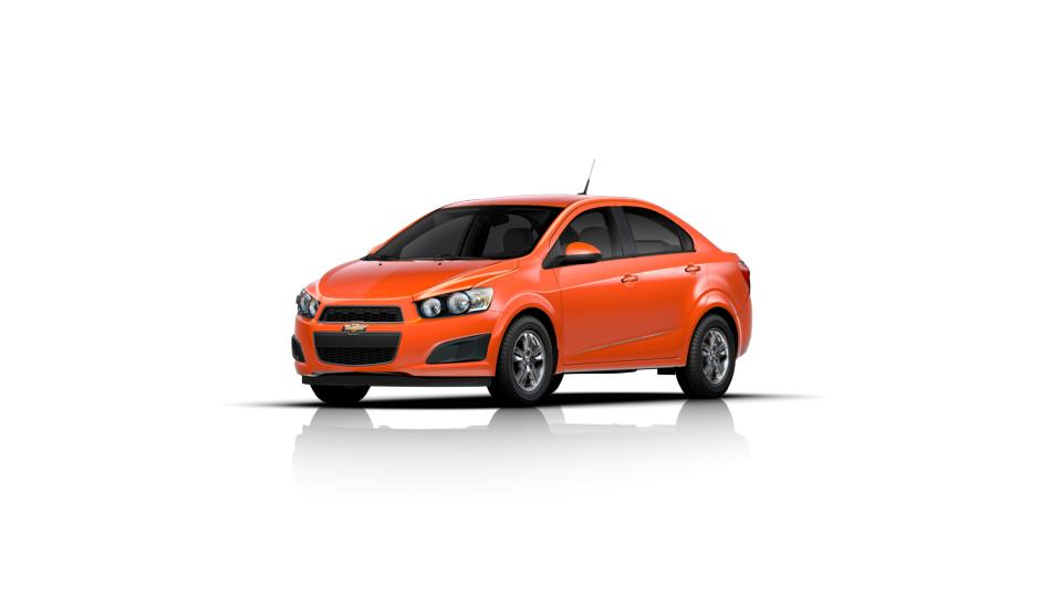 2012 Chevrolet Sonic Vehicle Photo in Mansfield, OH 44906