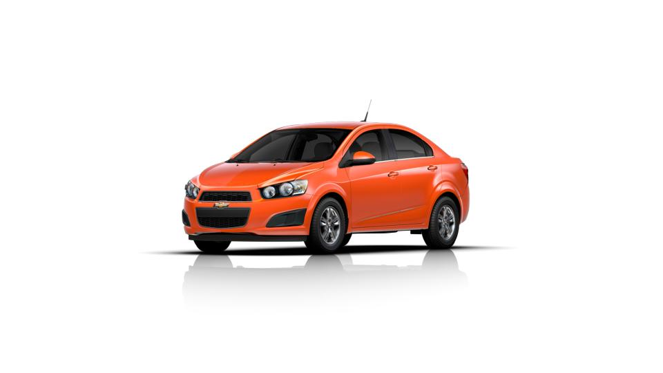 2012 Chevrolet Sonic Vehicle Photo in Dade City, FL 33525