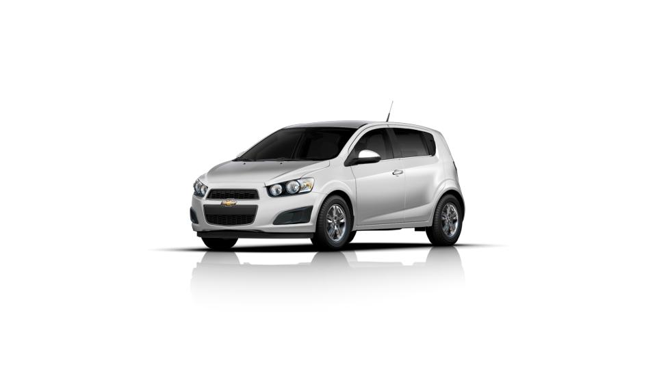 2012 Chevrolet Sonic Vehicle Photo in Anchorage, AK 99515