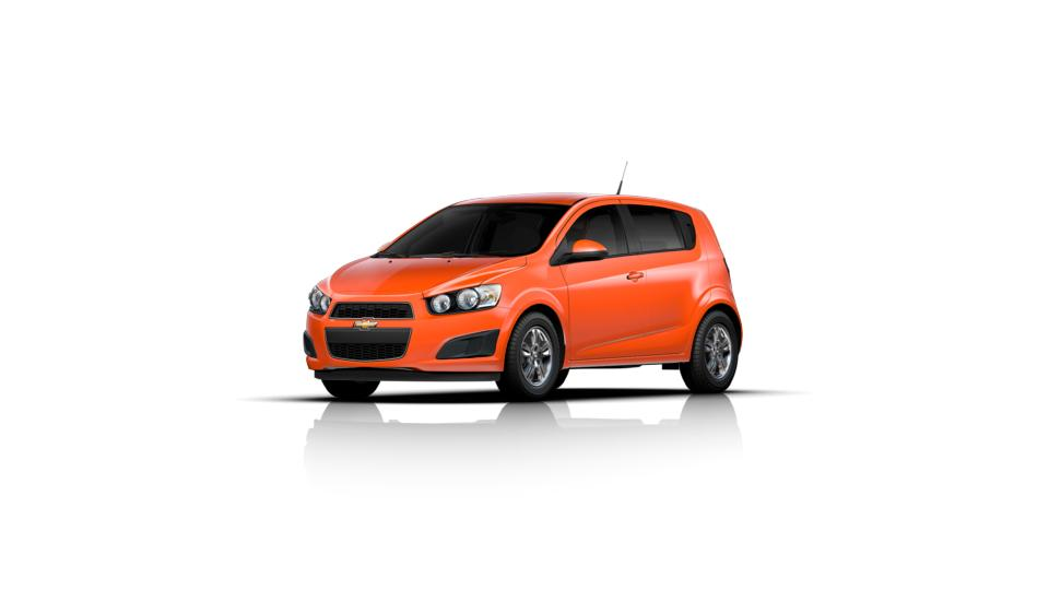 2012 Chevrolet Sonic Vehicle Photo in Edinburg, TX 78539