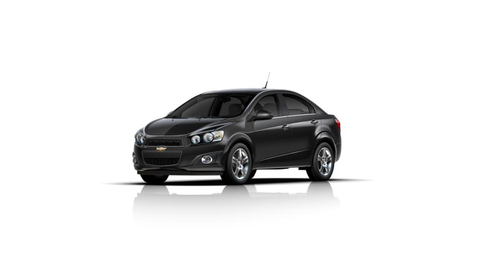 2012 Chevrolet Sonic Vehicle Photo in Warrensville Heights, OH 44128