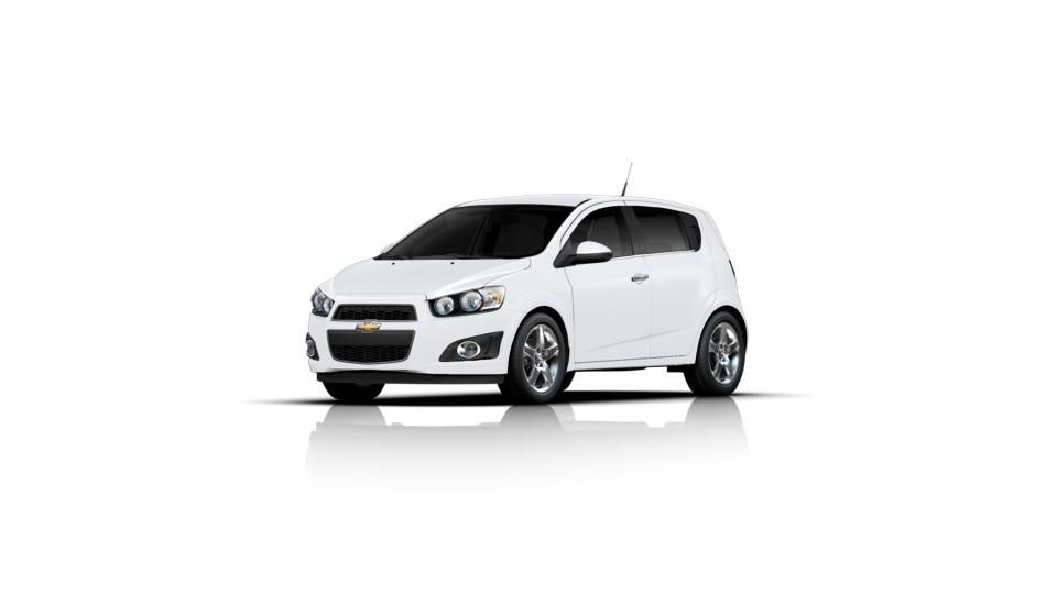 2012 Chevrolet Sonic Vehicle Photo in Plymouth, MI 48170