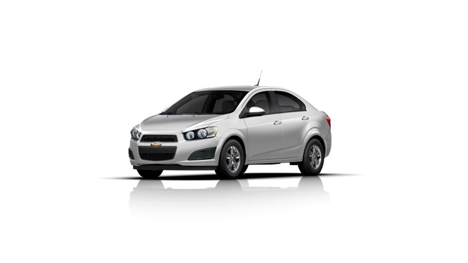 2012 Chevrolet Sonic Vehicle Photo in Independence, MO 64055