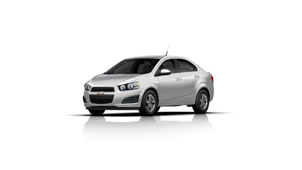 Pre-Owned 2012 Chevrolet Sonic Sedan 1LT