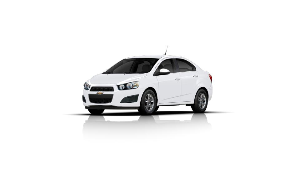2012 Chevrolet Sonic Vehicle Photo in Akron, OH 44320
