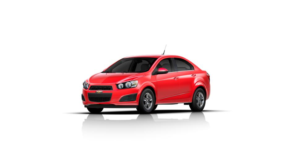 2012 Chevrolet Sonic Vehicle Photo in Killeen, TX 76541