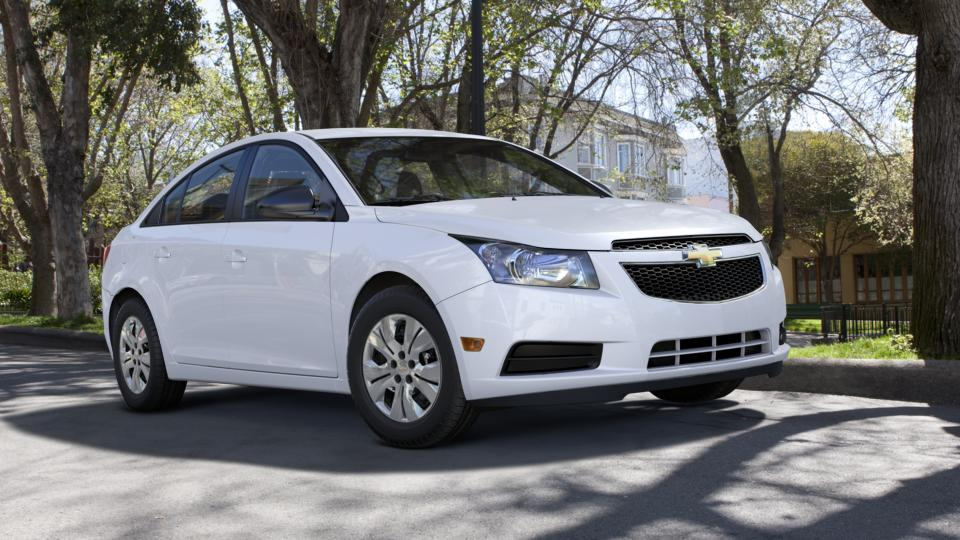 2013 Chevrolet Cruze Vehicle Photo in Boston, NY 14025