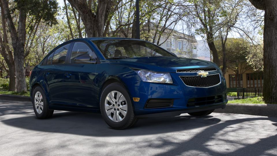2013 Chevrolet Cruze Vehicle Photo in Austin, TX 78759